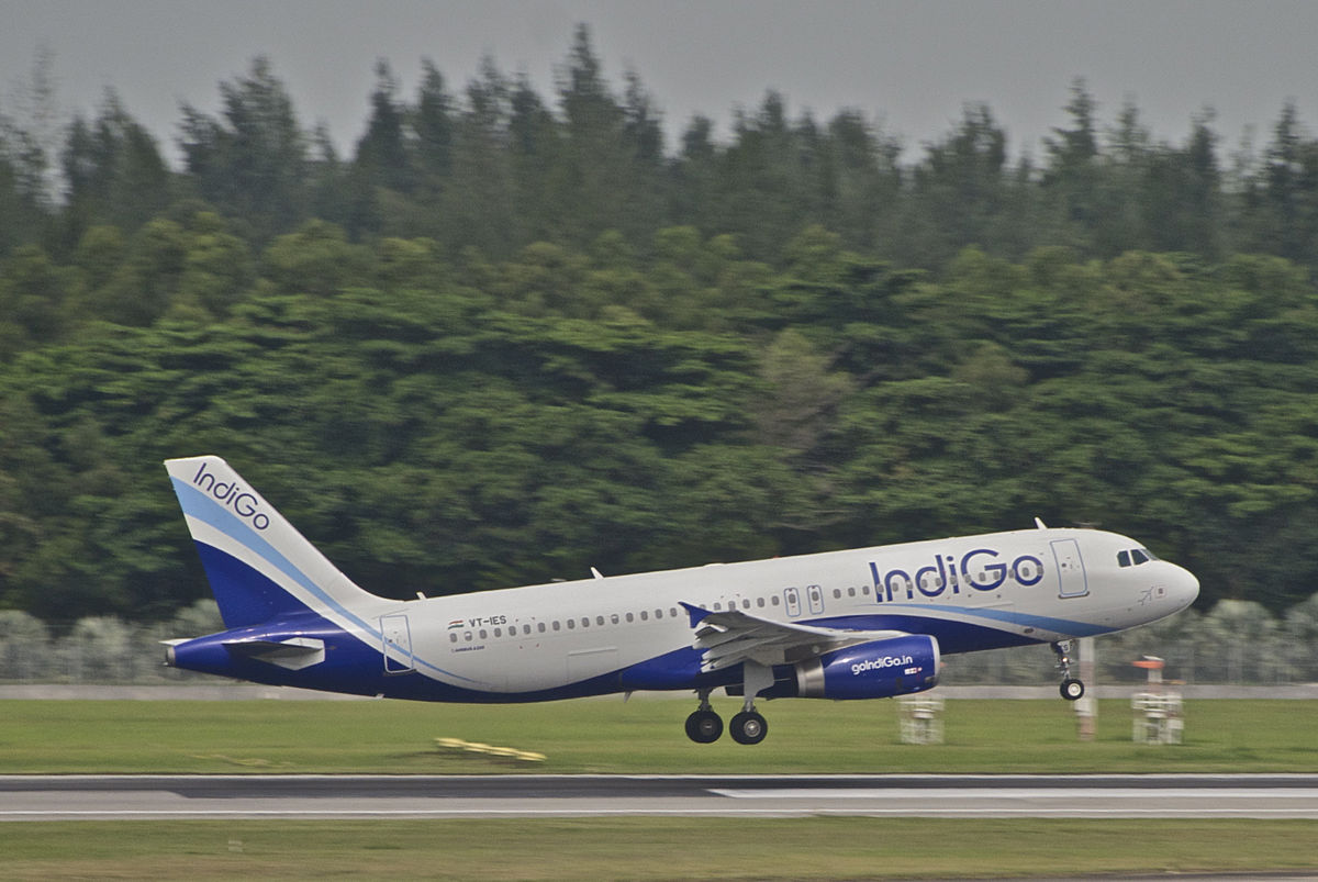 Indigo destinations wikipedia for The indigo