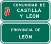 IndicadorCACastillaLeón León