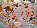 Innsbruck Schloss Ambras Unterschloss Innen Rüstkammer Decke 3.jpg