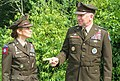 Intelligence Officer Michele H. Bredenkamp promoted to Major General 210602-A-CI827-9632.jpg