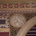 Interieur, bel-etage, voorzijde rechts (Vestibule van de Koninklijke Wachtkamer), muurschildering - Amsterdam - 20392785 - RCE.jpg