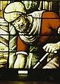 Interieur, glas in loodraam NR. 28 C, detail D 5 - Gouda - 20258863 - RCE.jpg