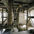 Interieur, maalgang met maalsteen - Kerkrade - 20384774 - RCE.jpg