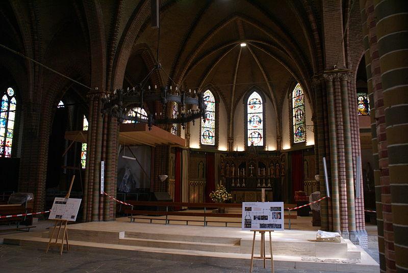 Sint-Urbanuskerk in Amstelveen | Monument - Rijksmonumenten.nl