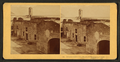 Interior of Old Fort San Marco, St. Augustine, Florida, from Robert N. Dennis collection of stereoscopic views.png