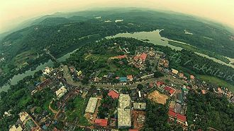 Iritty - A heliCam view of Iritty