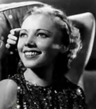 Isabel Jewell - from the trailer for  The Casino Murder Case (1935).