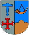 Coat of arms of Ishøj Municipality