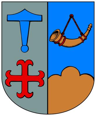 Ishøj Municipality - Image: Ishøj Kommune shield