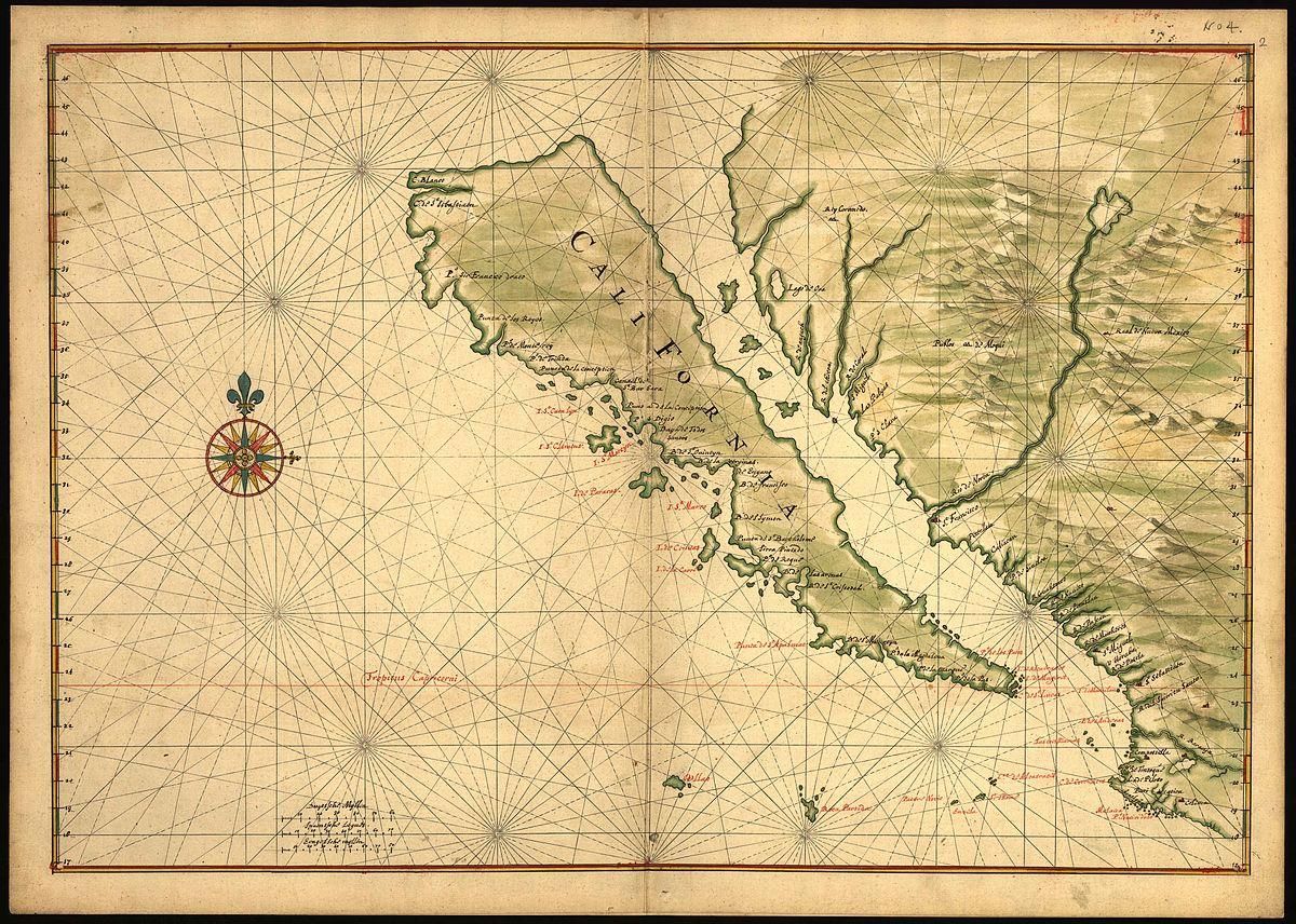 カリフォルニア島 - Wikipedia