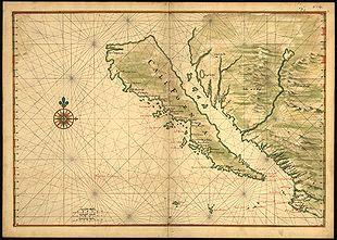 Kalifornien Karte Pdf.Insel Kalifornien Wikipedia