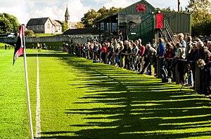 Islecroft Stadium - Image: Islecroft Stadium