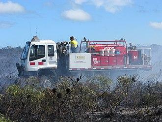 Department of Environment and Conservation (Western Australia) - Image: Isuzu 750 HD100 Cape Le Grand 1 Isuzu 750 V 2009