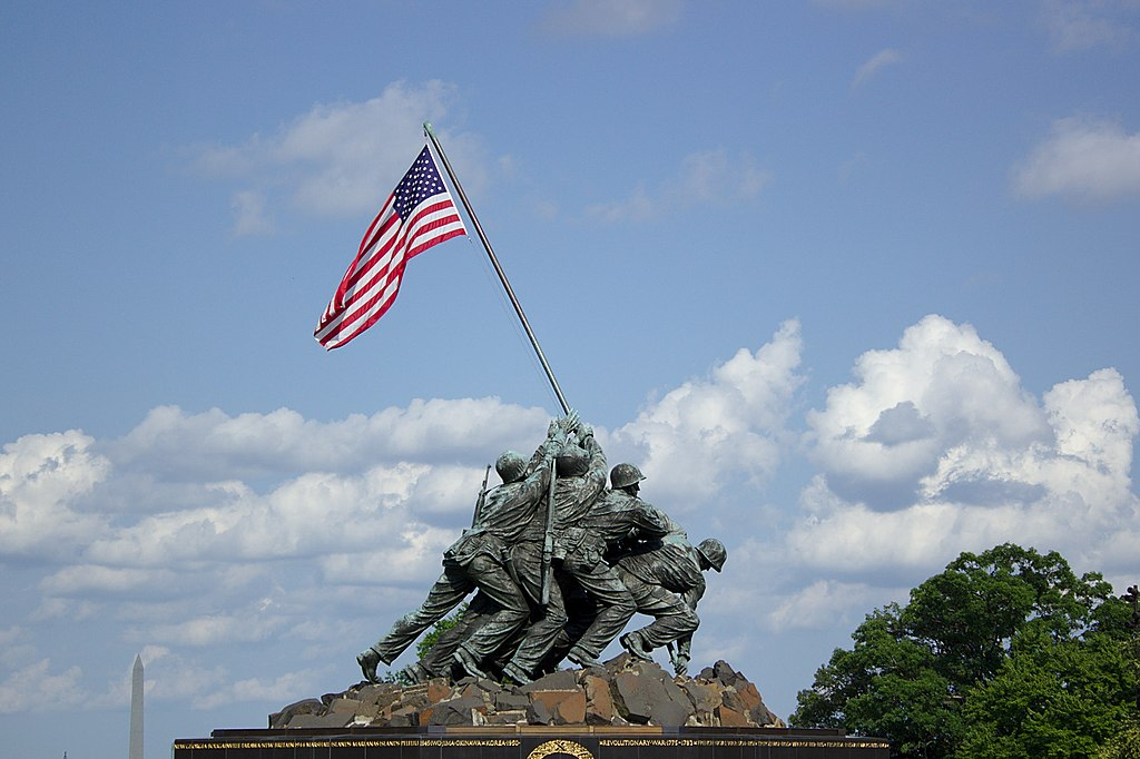 Iwo Jima Memorial (29680035)