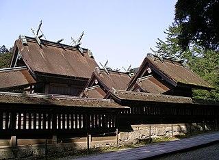 Izumo, Shimane City in Chūgoku, Japan