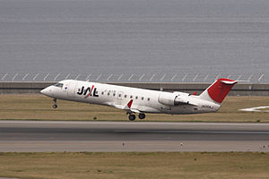 Bombardier CRJ200 - J-Air CRJ200