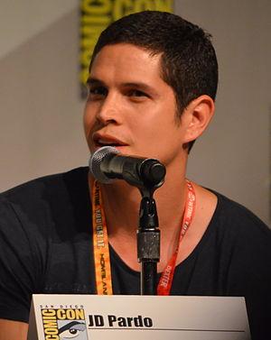 J. D. Pardo - Pardo in 2012