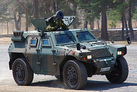 JGSDF Light Armored vehicle 20120408-01.JPG