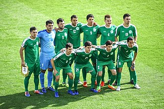 Turkmenistan national football team - AFC Asian Cup 2019