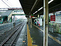 JREast-Nambu-line-Minami-tama-station-platform-1 20080825.jpg