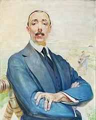 Portret Jana Albina Goetza Okocimskiego