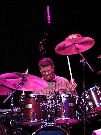 Jack DeJohnette - DeJohnette in 2006