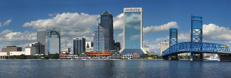 File:Jacksonville Skyline Panorama 2.jpg