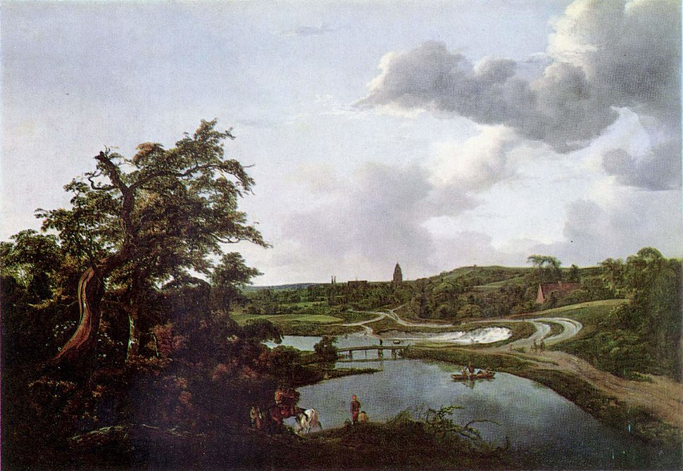 Jacob Isaaksz. van Ruisdael 007