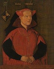 Jacoba of Bavaria (1401-1436), countess of Holland and Zeeland