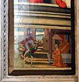 Jacopo del sellaio, san giuliano, 1480-90 ca., 02 trasporto del lebbroso al di là del fiume.jpg