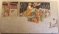 Jacopo di mino del pellicciaio, frammenti di ultima cena e orazione nell'orto da s. francesco, 1350-90 ca..JPG