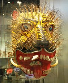 Resultado de imagen para mascaras artesanal purepecha
