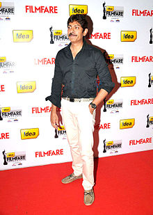 Jagapathi Babu 60th South Filmfare Awards 2013.jpg