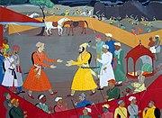 Jai Singh and Shivaji