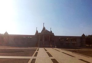 Jain Temple Vanki Kutch Gujarat India.jpg