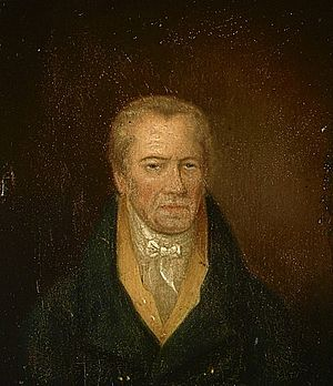 James Wilson (revolutionary) - Portrait of Wilson, c.1810