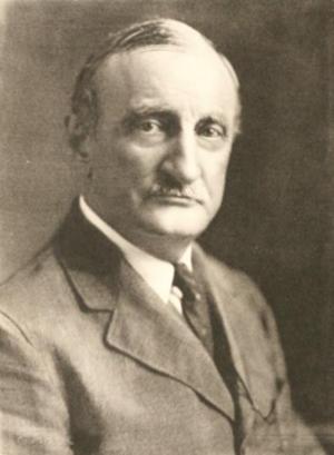 James H. Dillard - Dillard, as pictured in his 1932 book Selected writings of James Hardy Dillard