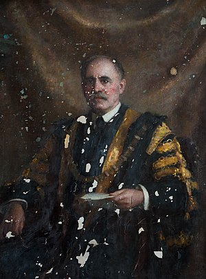 James Johnston (Northern Ireland politician) - Image: James Johnston, Lord Mayor of Belfast
