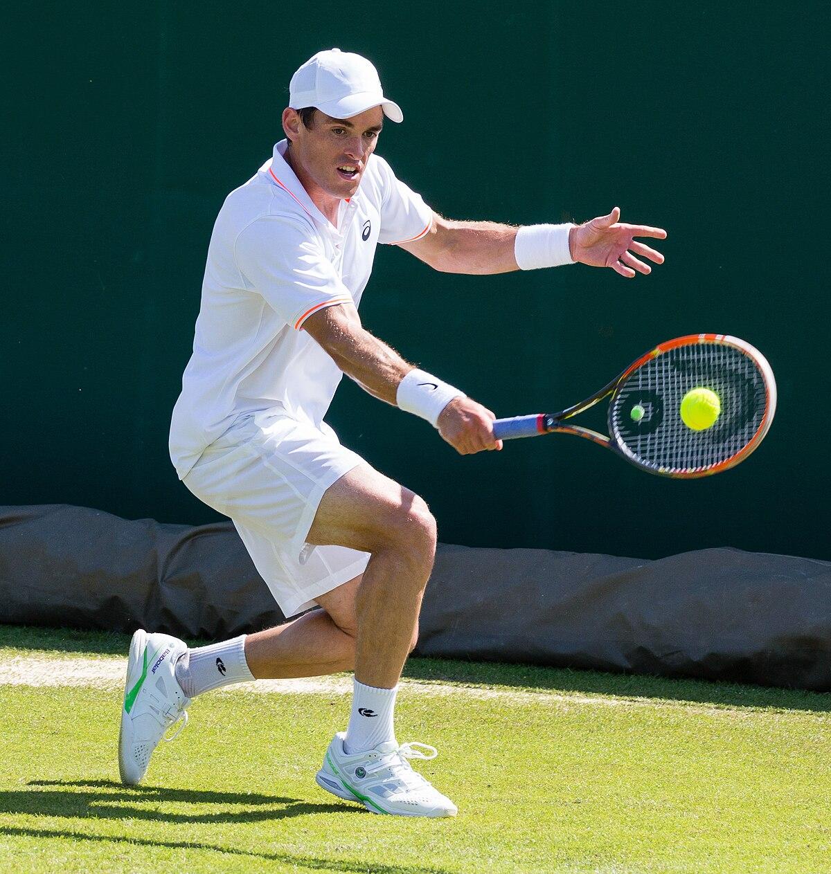 James McGee (tennis) - Wikipedia