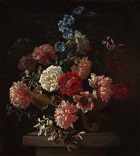 Jan Frans van Son Flemish still life painter