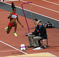 Janay DeLoach participates in the women's long jump final at the Olympic stadium in London 120808-A-LX472-001.jpg