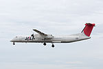 Japan Air Commuter, DHC-8-400, JA850C (18415728939).jpg