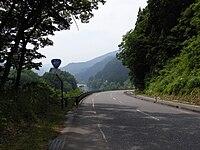 Japan National Route 400 Nairi.jpg