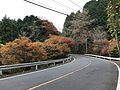 Japan National Route 500 in Ochiai, Soeda, Tagawa, Fukuoka 12.jpg