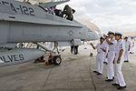 Japanese Officer Exchange Program enhances US, Japan interoperability 160617-M-RP664-017.jpg