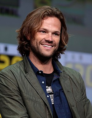 Jared Padalecki - Padalecki at Comic-Con in 2017