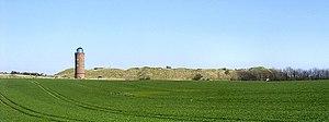 Jaromarsburg - Ramparts of the Jaromarsburg