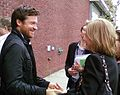 Jason Bateman and Jessica Walter at the Arrested Development 2011 Reunion.jpg