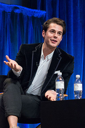 Jayson Blair (actor) - Blair at the PaleyFest 2013 panel for The New Normal