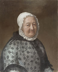 La Dame aux dentelles